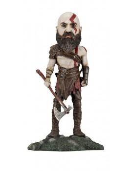 God of War 2018 Head Knocker Bobble-Head Kratos 22 cm
