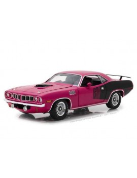 Gone in 60 Seconds Diecast Model 1/18 1971 Plymouth Hemi Cuda