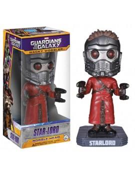 Guardians of the Galaxy Wacky Wobbler Bobble-Head Star-Lord 18 cm