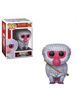 Kubo and the Two Strings POP! Movies Vinyl Figure Monkey 9 cm