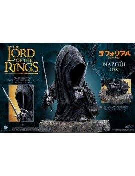 Lord of the Rings Defo-Real Series Soft Vinyl Figure Nazgul Deluxe Version 15 cm