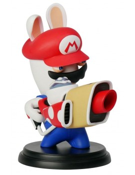 Mario + Rabbids Kingdom Battle PVC Figure Rabbid-Mario 16 cm