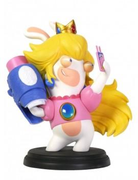 Mario + Rabbids Kingdom Battle PVC Figure Rabbid-Peach 16 cm