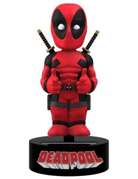 Marvel Comics Body Knocker Bobble-Figure Deadpool 15 cm