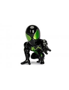 Marvel Metals Diecast Mini Figure Stealth Spider-Man Green 10 cm