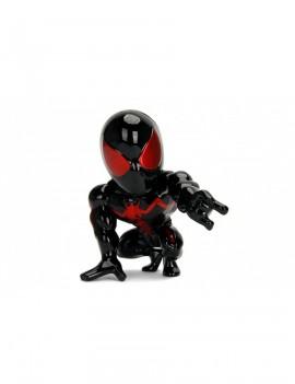 Marvel Metals Diecast Mini Figure Stealth Spider-Man Red 10 cm