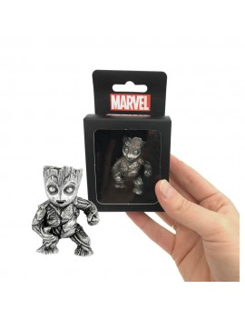 Marvel Pewter Collectible Mini Figure Groot 5 cm