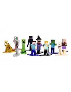 Minecraft Nano Metalfigs Diecast Mini Figures 20-Pack Wave 1 4 cm
