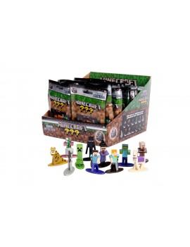 Minecraft Nano Metalfigs Diecast Mini Figures 4 cm Assortment Wave 1 (24)