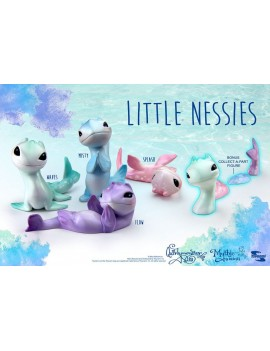 Miyo's Mystic Musings Blind Box Figures Little Nessies Display 8 cm (16)