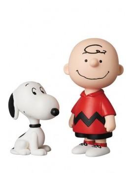Peanuts UDF Series 10 Mini Figures Charlie Brown & Snoopy 9 - 6 cm