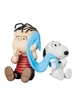 Peanuts UDF Series 9 Mini Figures Linus & Snoopy 9 - 5 cm