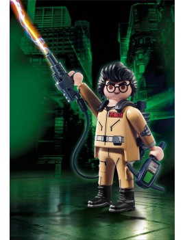 Playmobil Ghostbusters Collectible Figure Egon Spengler 15 cm