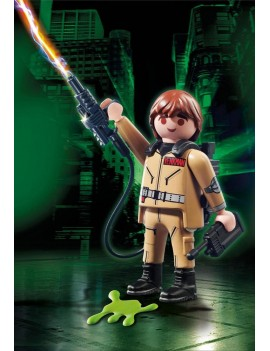 Playmobil Ghostbusters Collectible Figure Peter Venkman 15 cm