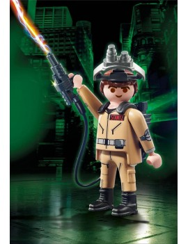 Playmobil Ghostbusters Collectible Figure Raymond Stantz 15 cm