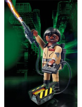 Playmobil Ghostbusters Collectible Figure Winston Zeddemore 15 cm