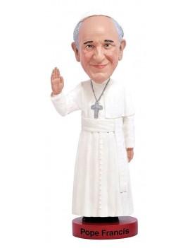 Pope Francis Bobble-Head 20 cm