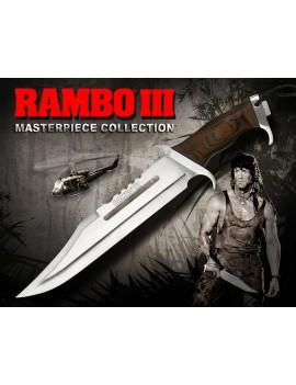 Rambo III Replica 1/1 Knife Masterpiece Collection Standard Edition 46 cm