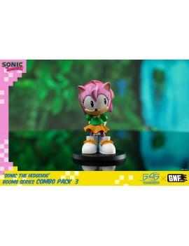 Sonic The Hedgehog BOOM8 Series PVC Figure Vol. 05 Amy 8 cm