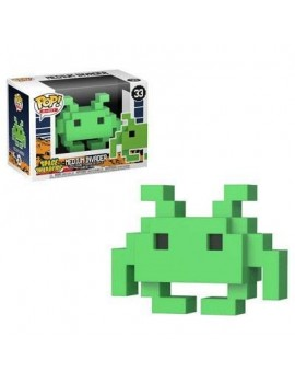 Vinyl--Space Invaders Vinyl Pop Medium Invader 8-bit Pop