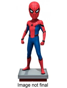 Spider-Man Homecoming Head Knocker Bobble-Head Spider-Man 20 cm