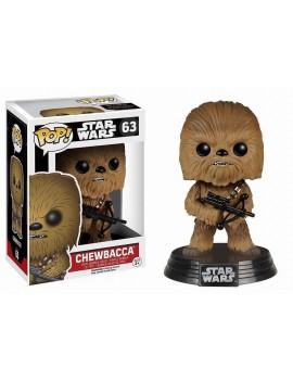 Star Wars Episode VII POP! Vinyl Bobble-Head Chewbacca 10 cm