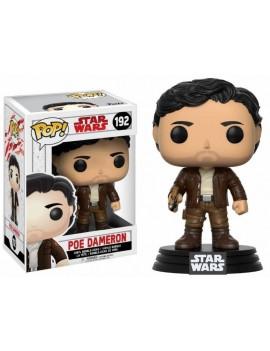 Star Wars Episode VIII POP! Vinyl Bobble-Head Poe Dameron 9 cm