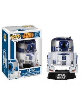 Star Wars POP! Vinyl Bobble-Head R2-D2 10 cm