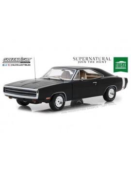 Supernatural Diecast Model 1/18 1970 Dodge Charger