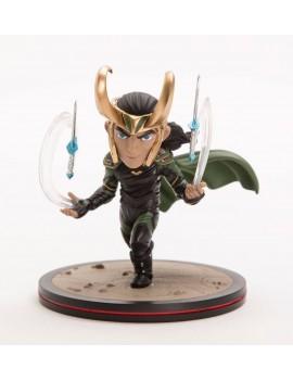 Thor Ragnarok Q-Fig Diorama Loki 10 cm