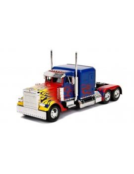 Transformers Diecast Model 1/24 T1 Optimus Prime