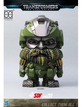Transformers The Last Knight Super Deformed Vinyl Figure Hound 10 cm