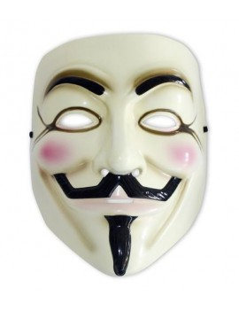V for Vendetta Replica Guy Fawkes Mask