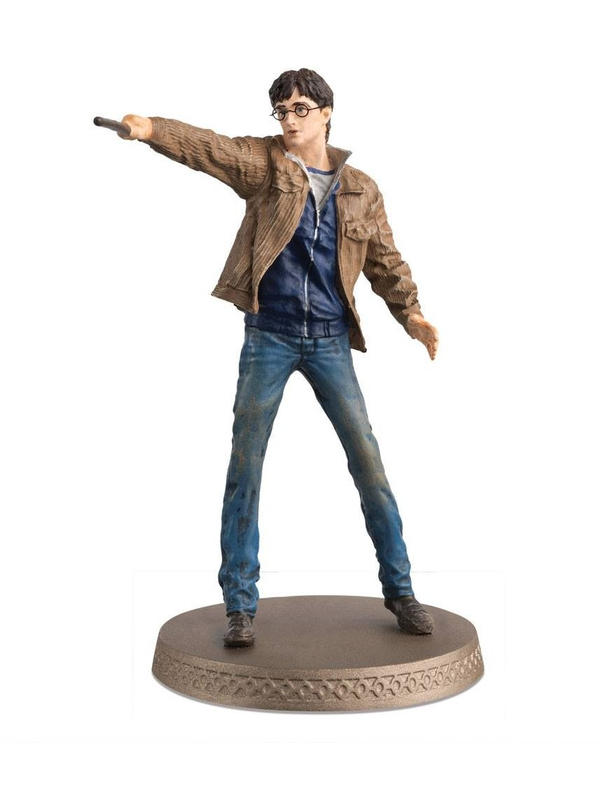 Wizarding World Figurine Collection 1/16 Harry Potter 11 cm