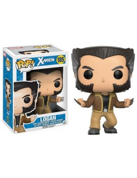 X-Men POP! Marvel Vinyl Bobble-Head Figure Logan 9 cm