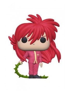 Yu Yu Hakusho POP! Animation Vinyl Figure Kurama 9 cm