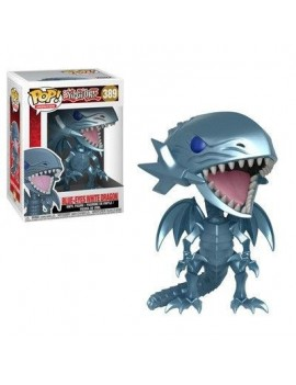 Yu-Gi-Oh! POP! Animation Vinyl Figure Blue Eyes White Dragon 9 cm