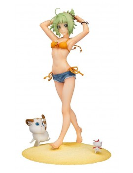 Amanchu! Advance PVC Statue 1/8 Hikari Kohinata Swimsuit Style 21 cm