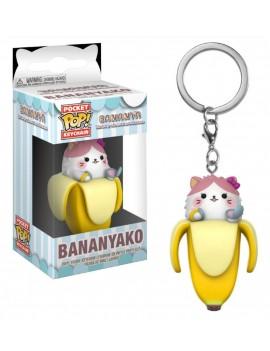 Bananya Pocket POP! Vinyl Keychain Bananyako 4 cm
