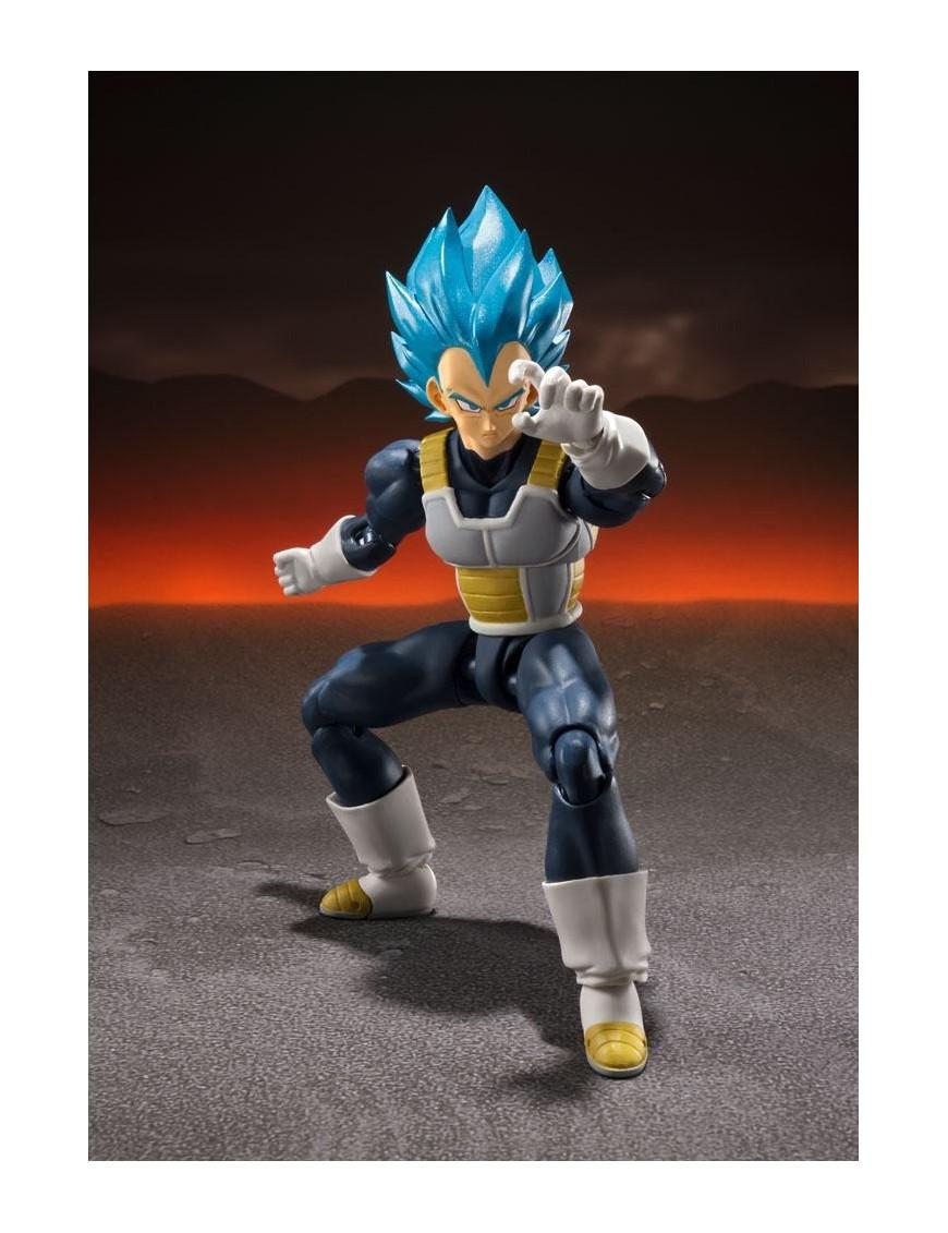 Figuarts Super Saiyan God Super Saiyan Vegeta 14cm Dragon Ball Super Broly S.H