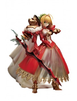 Fate/Grand Order PVC Statue 1/7 Saber/Nero Claudius 3rd Ascension 23 cm