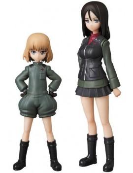 Girls und Panzer UDF Mini Figures Katsyusha & Nonna 8 - 11 cm