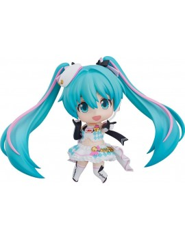 Hatsune Miku GT Project Nendoroid PVC Action Figure Racing Miku 2019 Ver. 10 cm