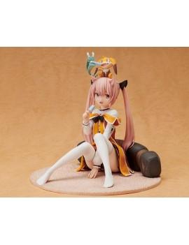 Katana Maidens - Toji No Miko PVC Statue 1/7 Kaoru Mashiko & Nene 13 cm