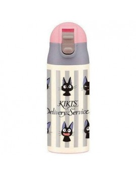 Kiki's Delivery Service Water Bottle One Push Jiji Face 360 ml