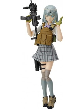 Little Armory Figma Action Figure Rikka Shiina Summer Uniform Ver. 13 cm