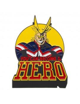 My Hero Academia Lapel Pin All Might 8 cm