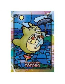 My Neighbor Totoro Art Crystal Jigsaw Puzzle Moonlight