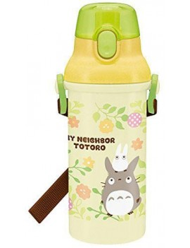My Neighbor Totoro Water Bottle One Push Plants