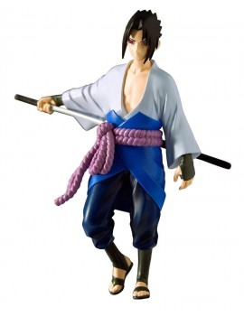 Naruto Shippuden PVC Statue Sasuke 15 cm